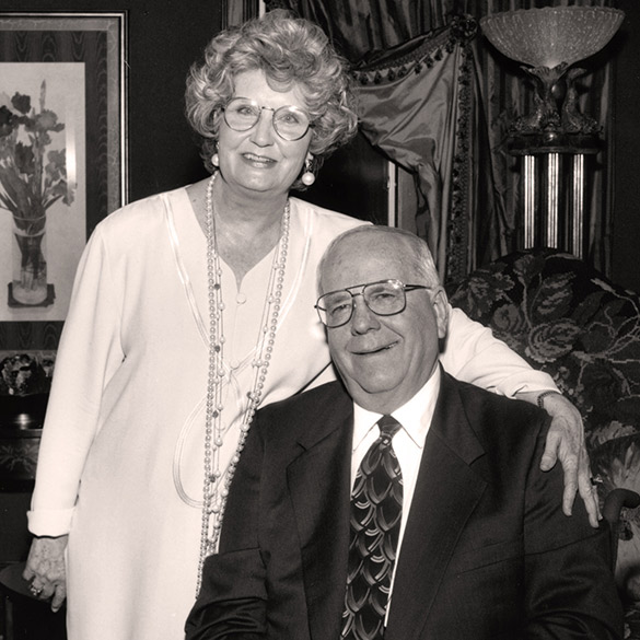 Roy F. and Joann Cole Mitte